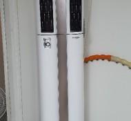 엘지 2in1 인버터 에어컨 (19평 / 7평)