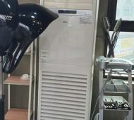 삼성 30평 스탠드 인버터 냉난방기